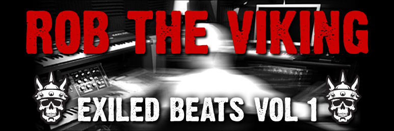 Rob The Viking Exiled Beats Vol 1