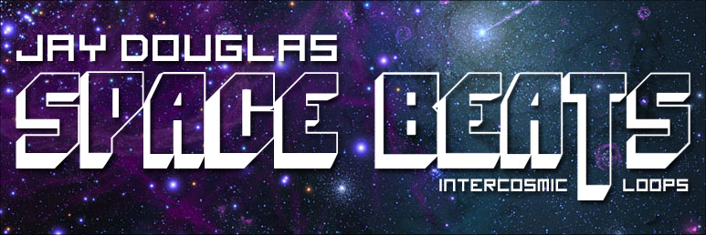 Jay Douglas presents Space Beats