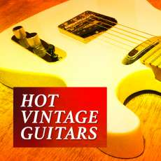 Hot Vintage Guitars